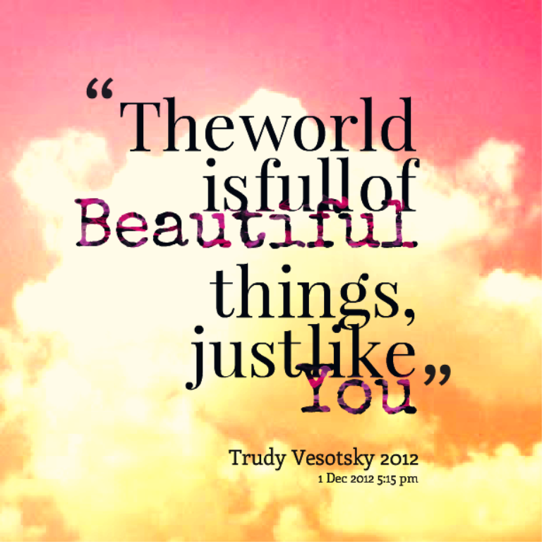 You are beautiful women quotes