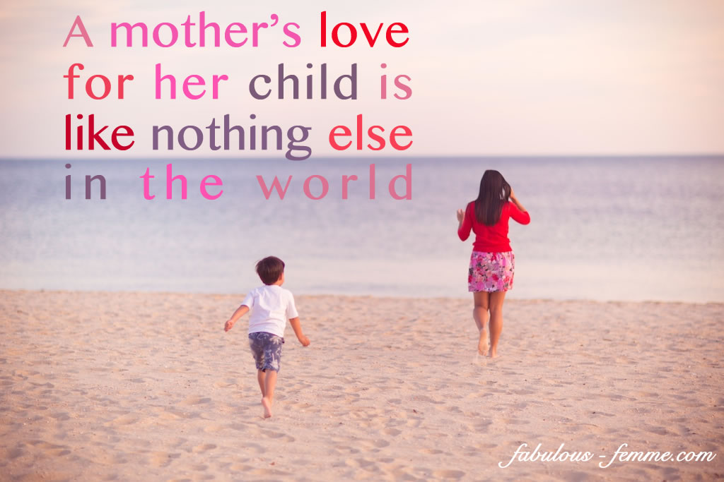 Quotes about Son and mother love 60 quotes Awesome A Mother Love Quotes