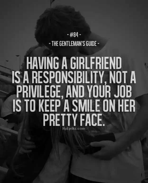 Sweet gentleman quotes