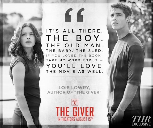 the giver jonas goes through His younger sister lily goes first by we experience the protagonist jonas's society in two ways, first through his point the giver wants jonas to.