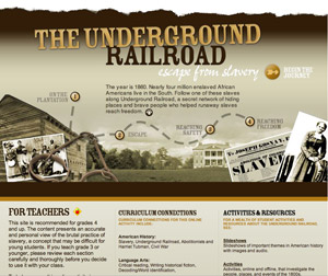 an essay on the underground railroad