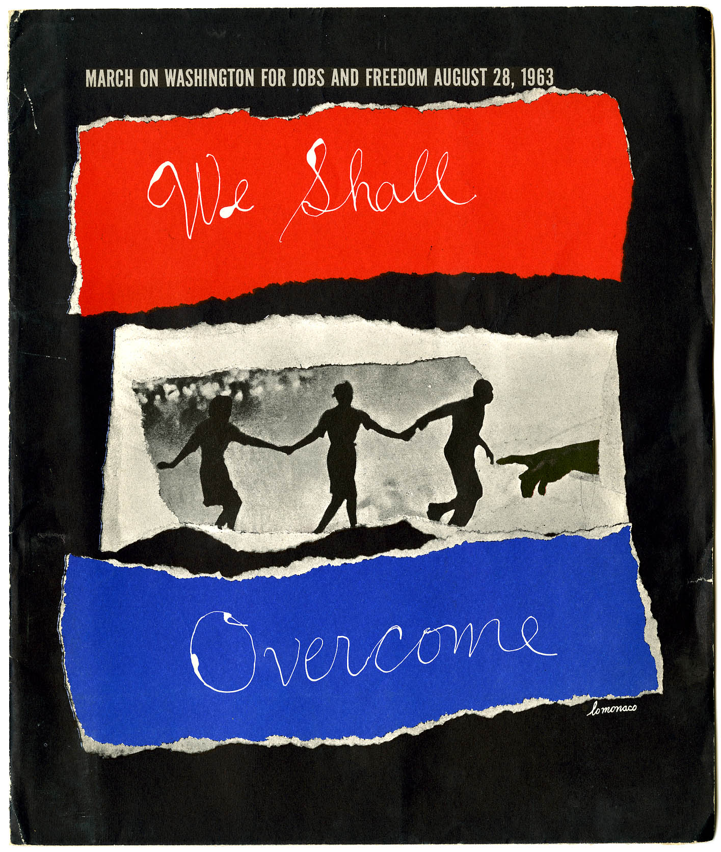 we shall overcome essay We shall overcome: essays on a great american song ed by victor v bobetsky (review) stephen stacks notes, volume 73, number 1, september 2016, pp 115-117 (review).