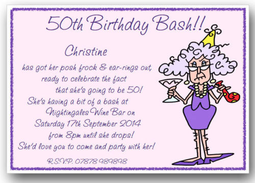 Quotes About Birthday Invitations 25