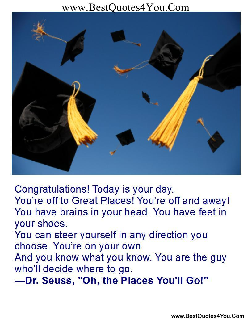 College Graduation Quotes | Quotes About College Graduation Day 19 Quotes