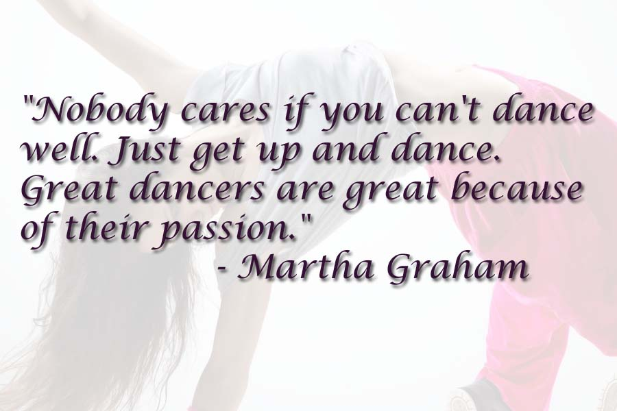 Quotes About Body And Dance 84 Quotes