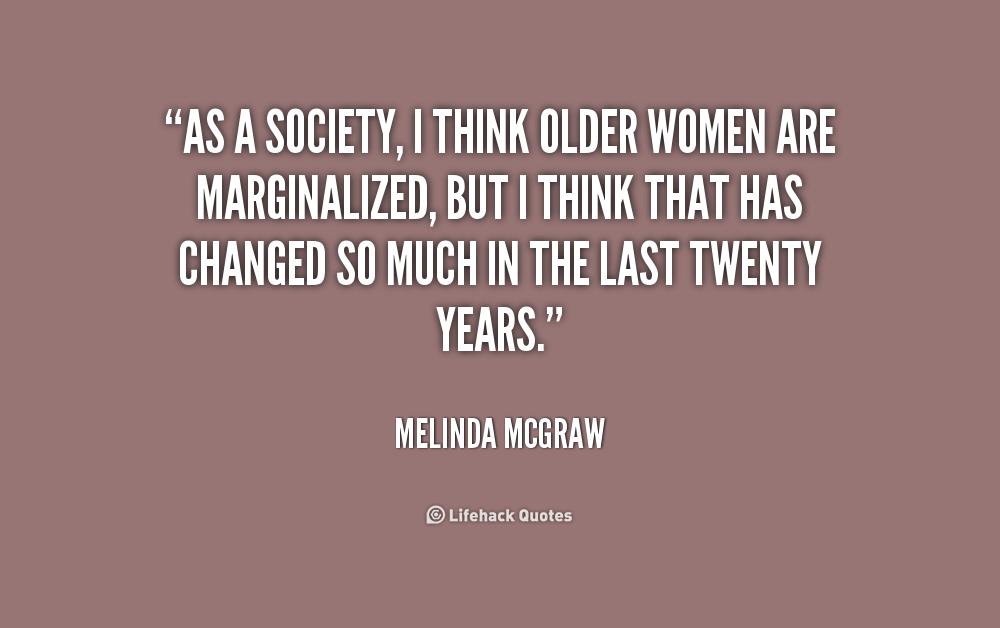 i love older women