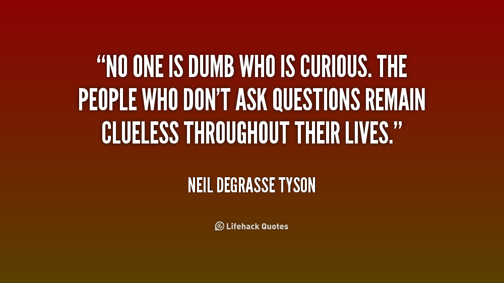 how to ask questions to be more curious