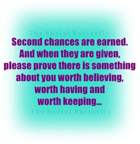 Quotes about giving chances in relationships