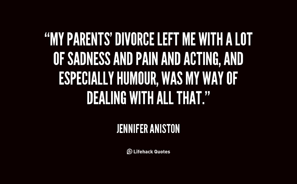 Quotes About Sad Divorce (35 Quotes
