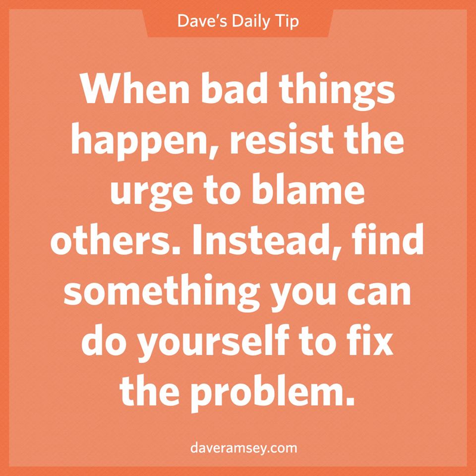 Bad Things Happen Quotes: Quotes About Responsibility And Accountability (52 Quotes