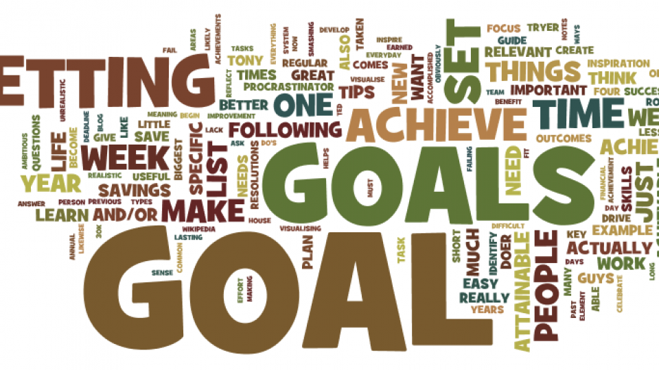 essay on the importance of striving to achieve personal goals