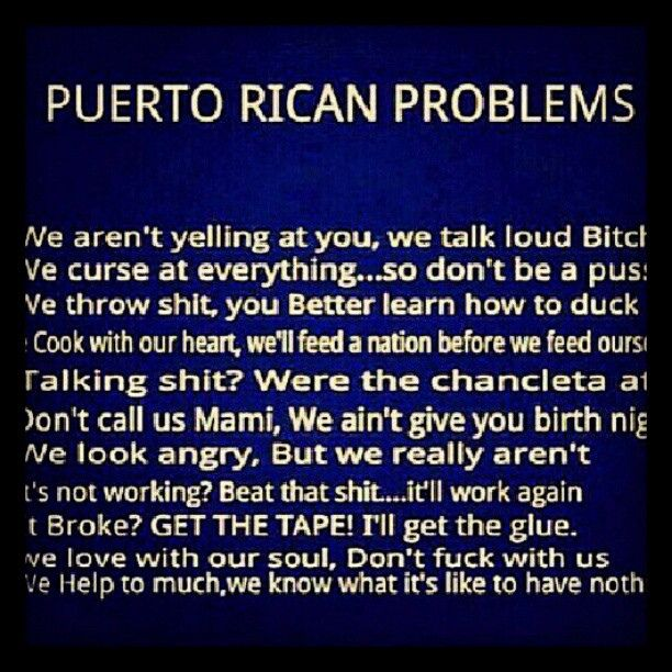 Quotes about Puerto Rico (97 quotes)