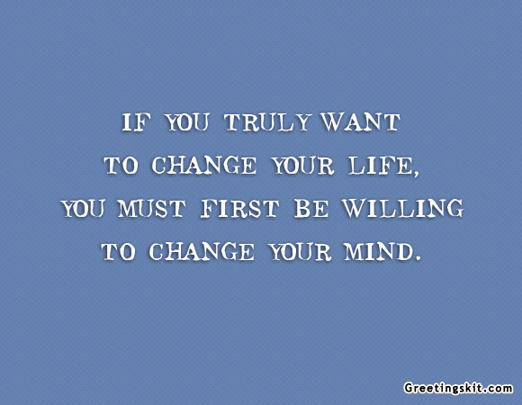 Quotes About Changing Your Life 90 Quotes