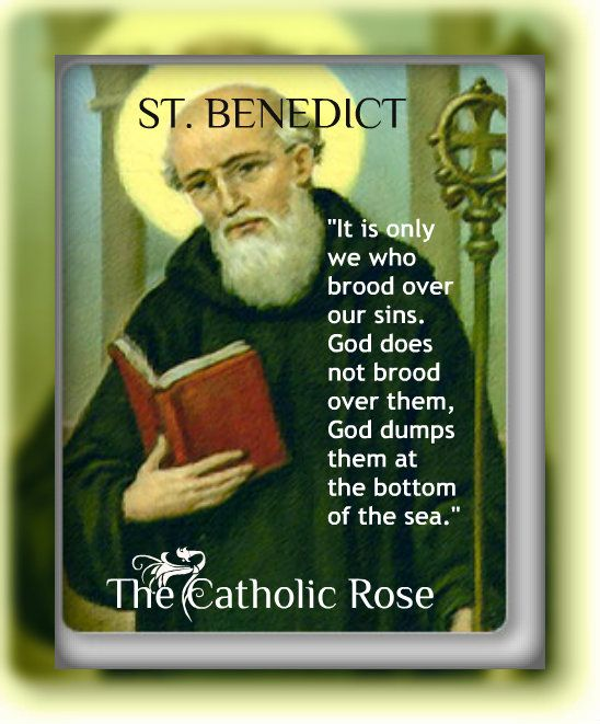 a biography of st benedict of nursia Start studying chapter 9 learn the motto of saint benedict of nursia basil also developed a rule of life for monks under which the monks took.