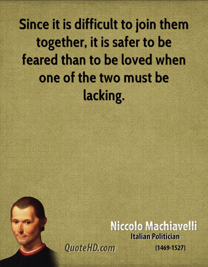 niccolo machiavelli the circle of governments