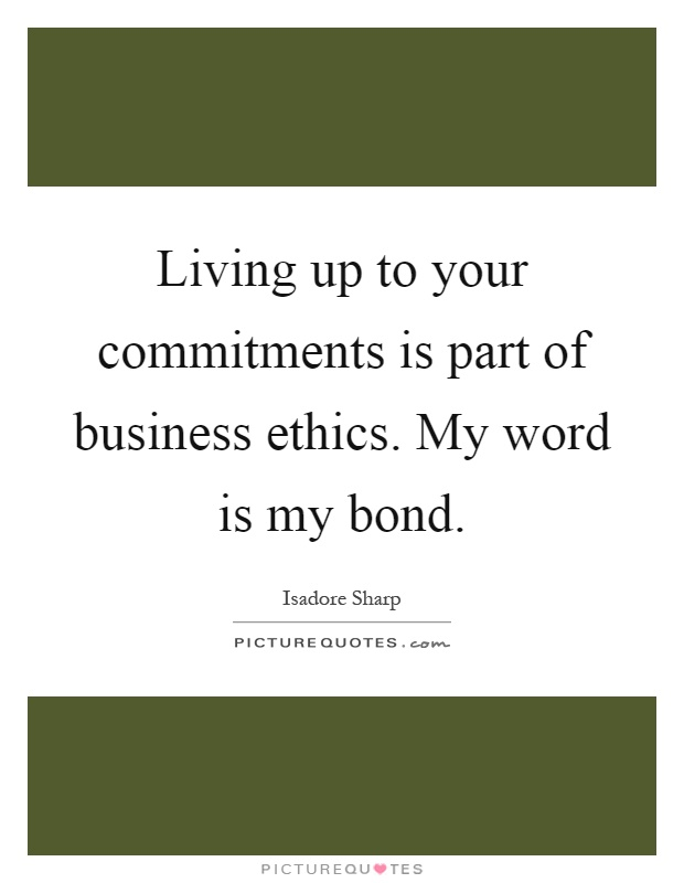 Http Www Picturequotes Business Ethics Quotes