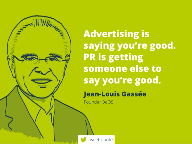 Quotes About Marketing And Public Relations 40 Quotes Beauteous Pr Quotes