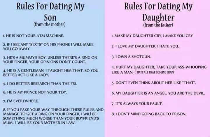application for dating daughter