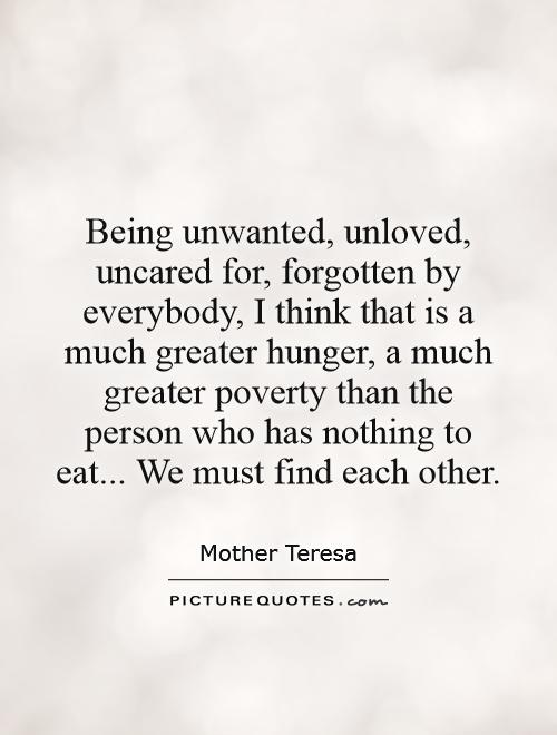 Quotes About Unloved 110 Quotes