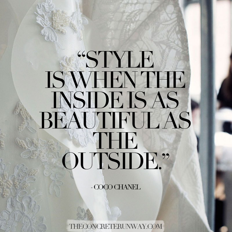 Fun style quotes