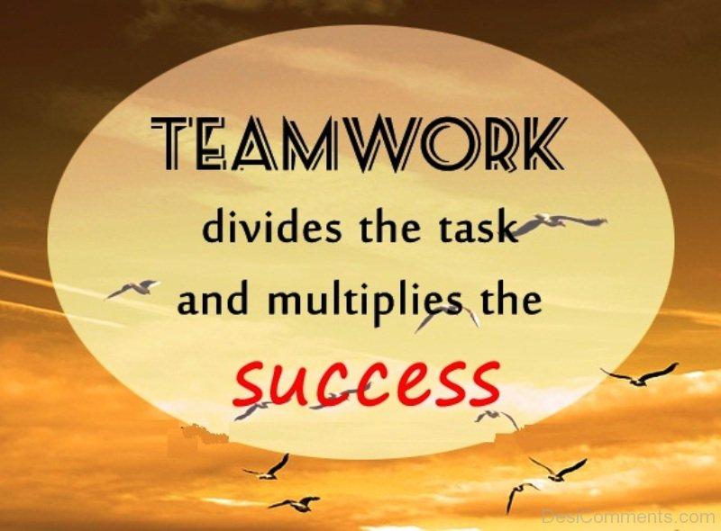 team work and motivation