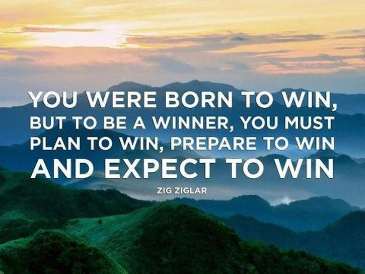 some people are born winners