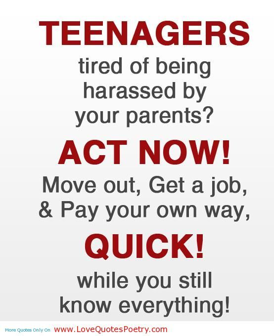 Quotes About Teens On Parents 60 Quotes Amazing Quotes For Teens
