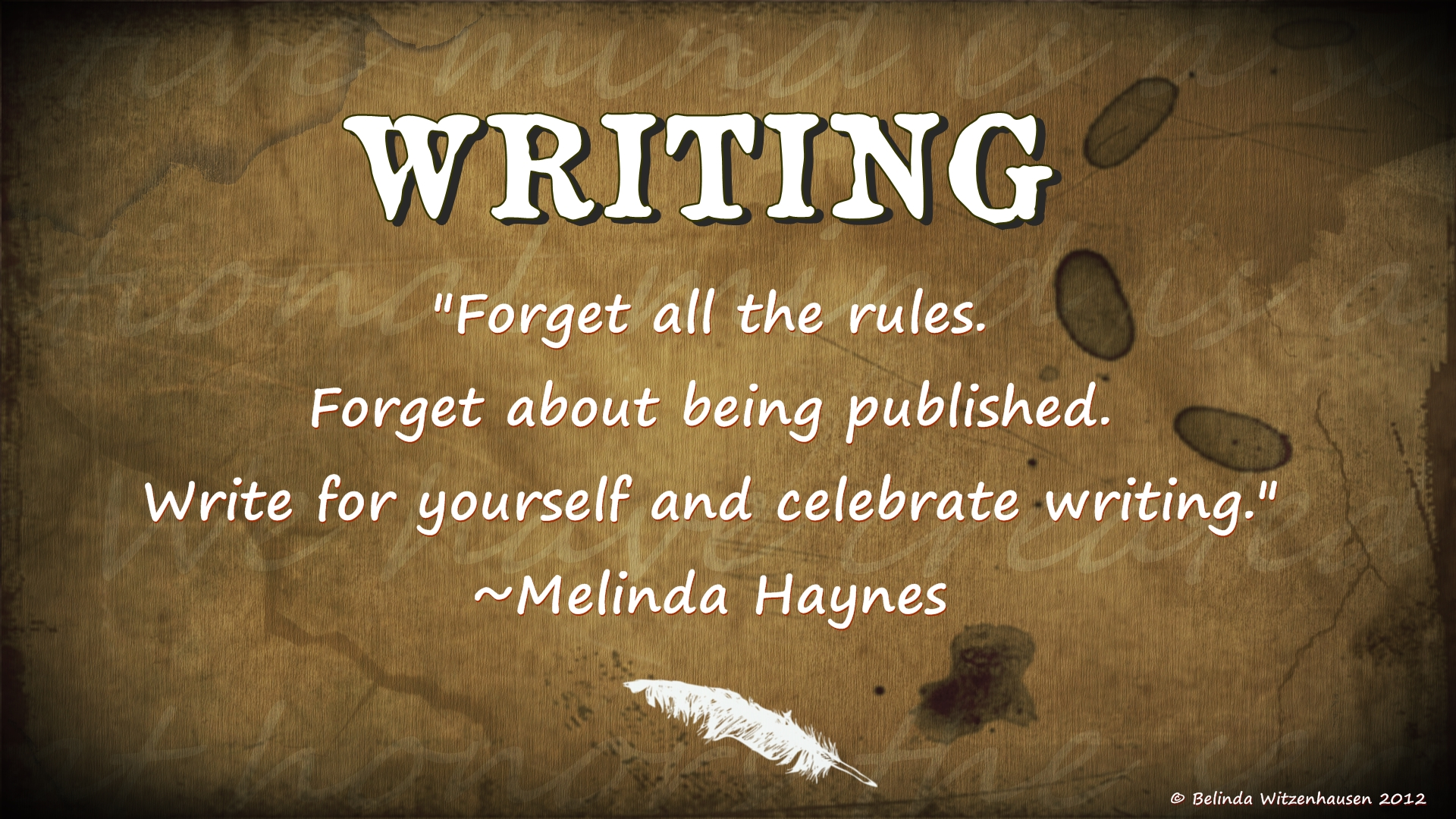 quotes about being writer (256 quotes)