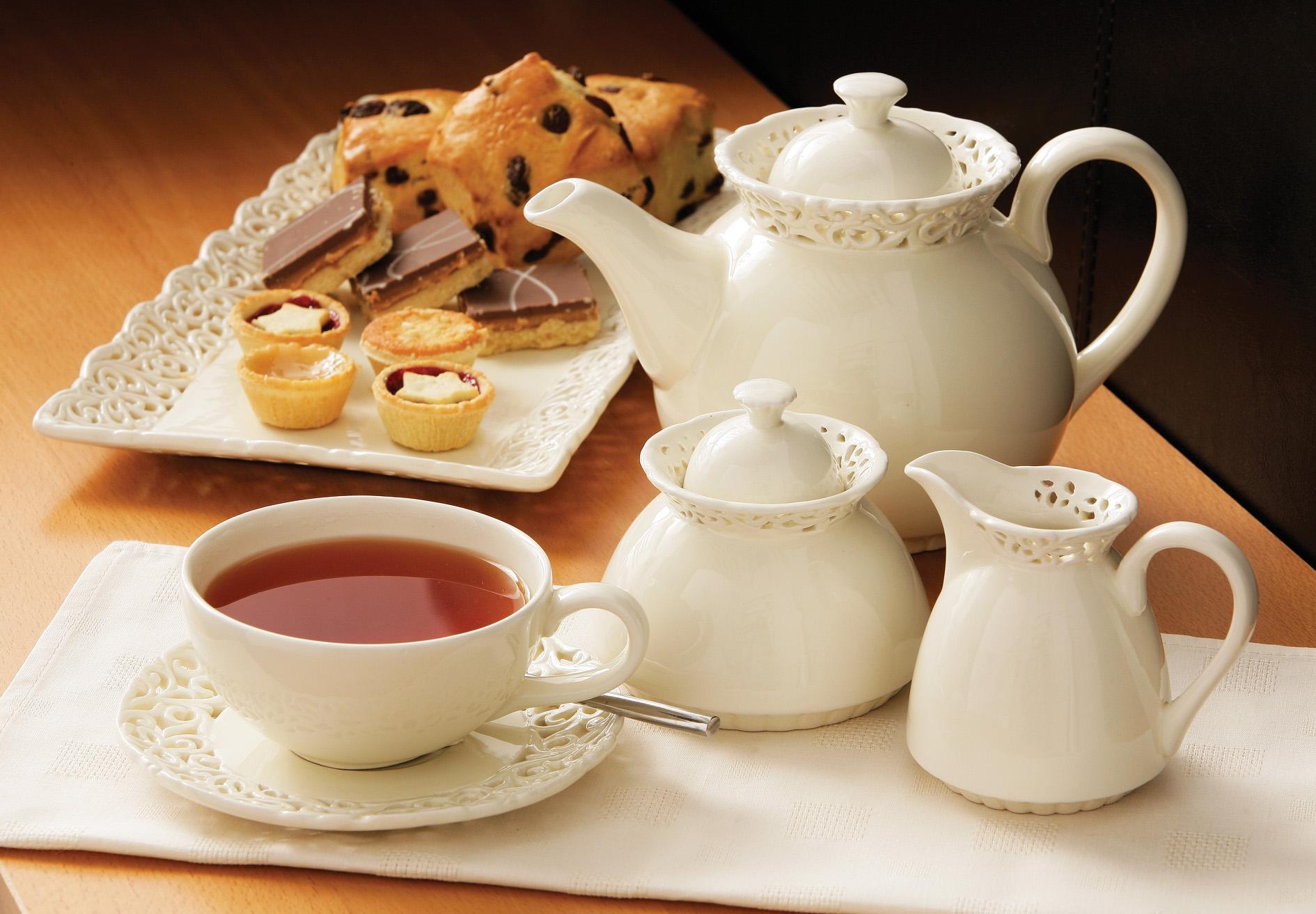 Картинки чай с сладостями
