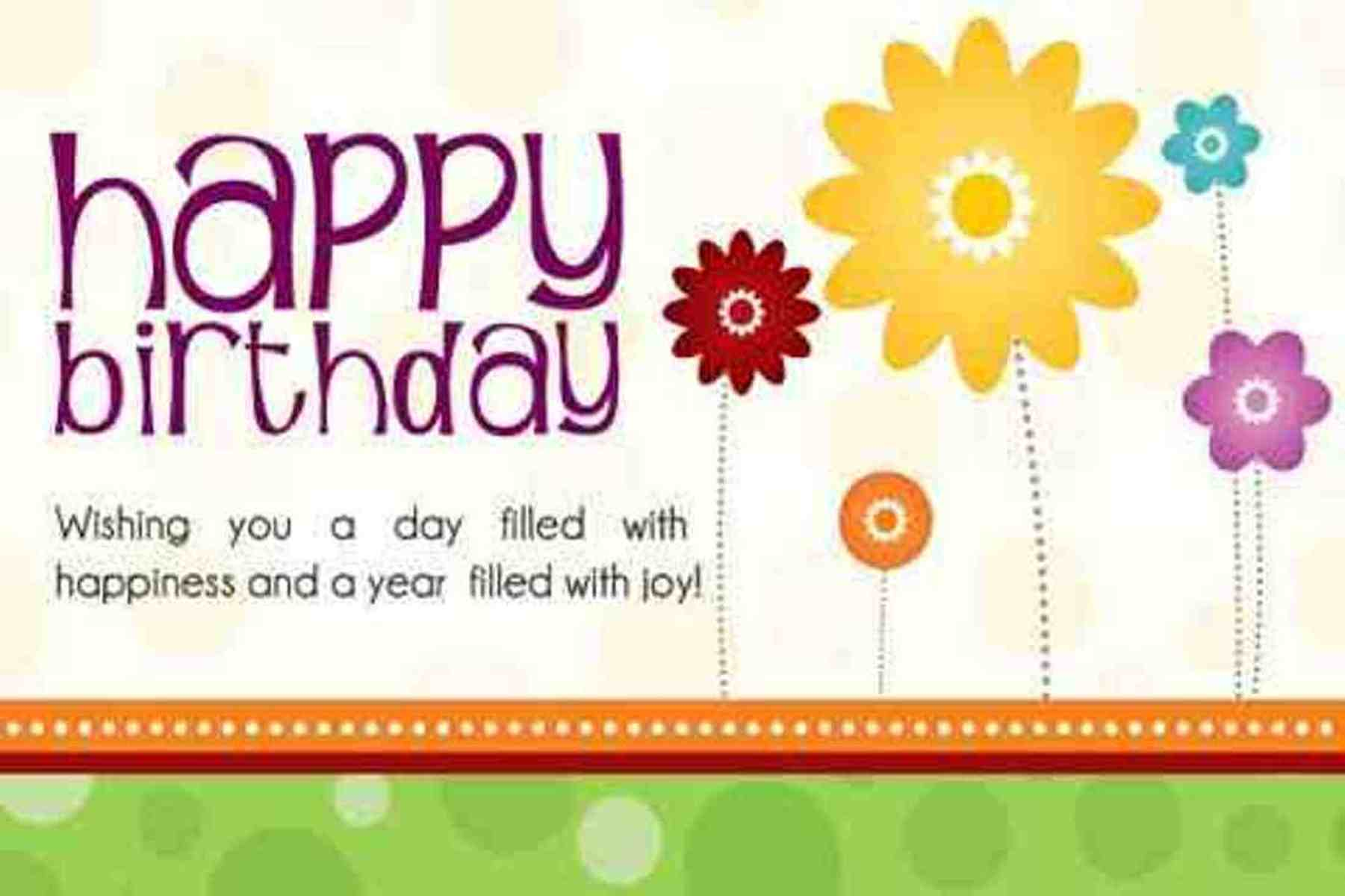 Quotes About Birthday Wishes