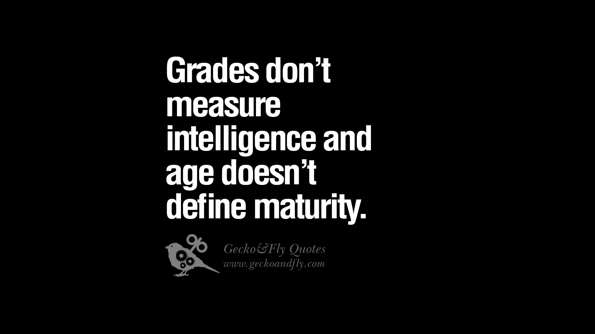 Quotes about grades and intelligence 21 quotes