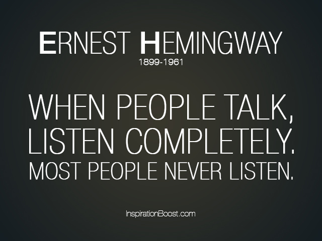 quotes about listening to others 50 quotes