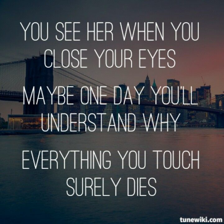 Let her go quotes