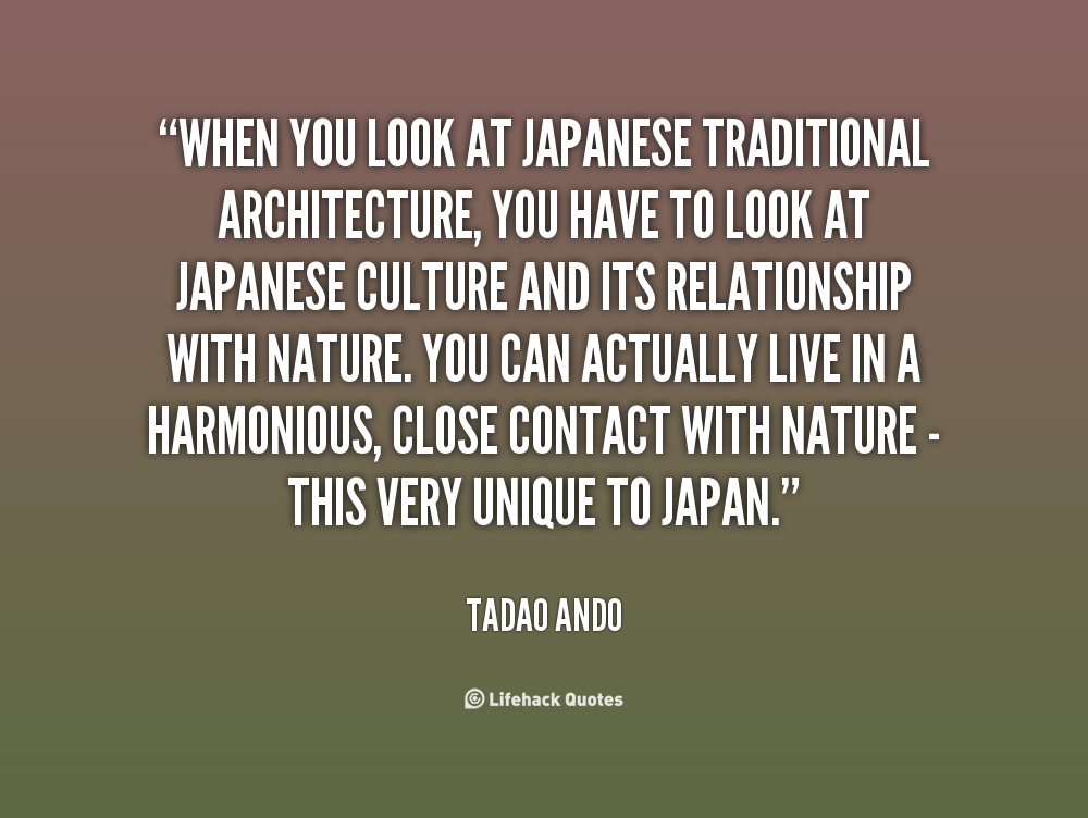 Quotes About Traditional Architecture 26 Quotes
