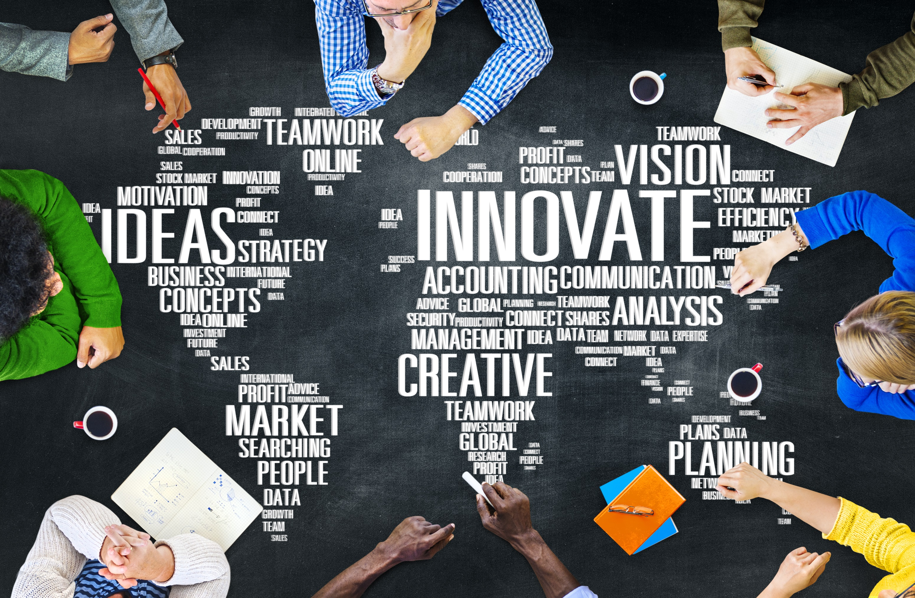 analyzing artistic innovation A refined and well-executed innovation process is key to long-term success click here and explore the vital steps to unlocking dynamic new ideas.