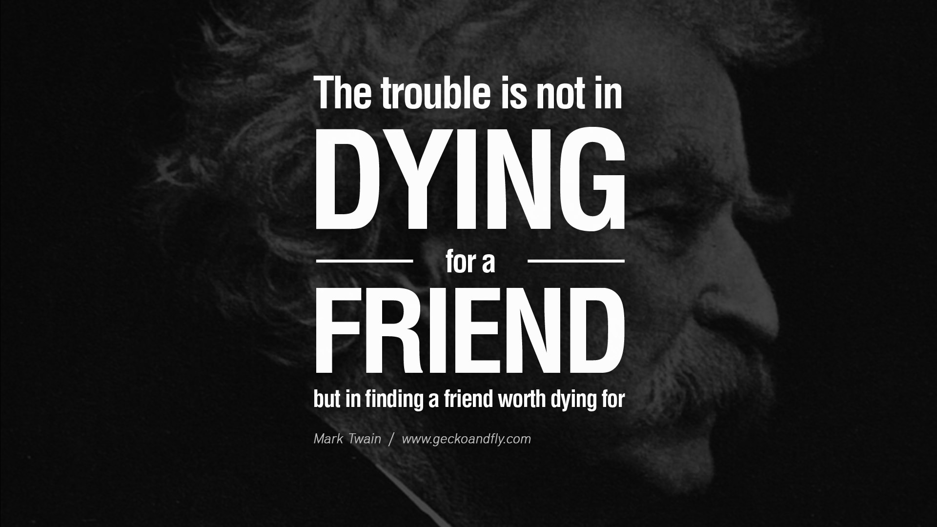Quotes about Young friends dying (16 quotes)
