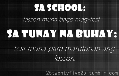 Quotes About Life Tagalog 19 Quotes