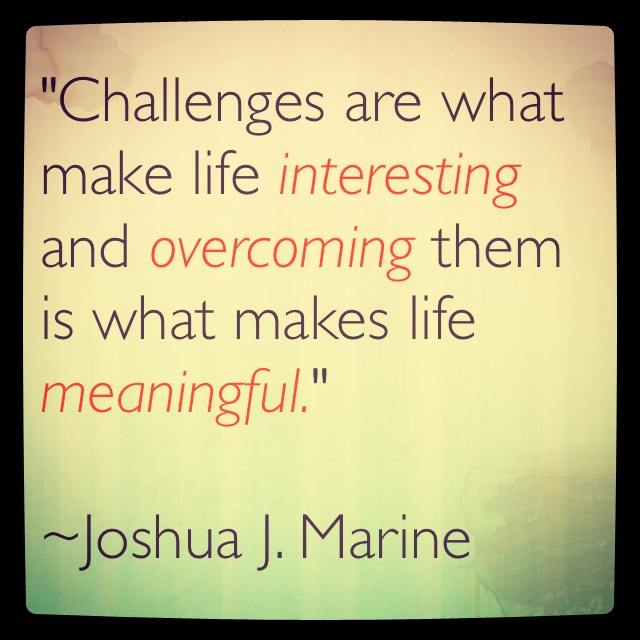Quotes On Life And Challenges: Quotes About New Challenges In Life (53 Quotes