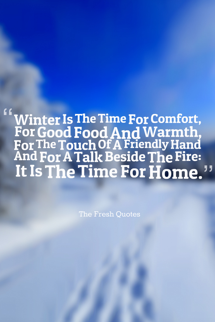 quotes about winter food 45 quotes
