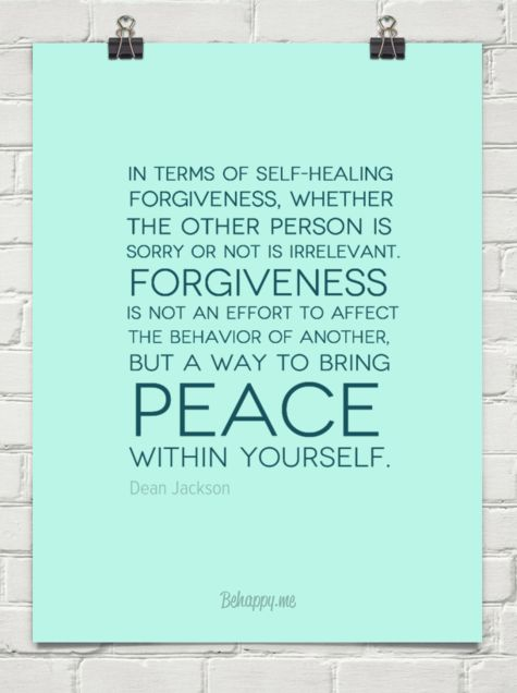review of the article self forgiveness the Forgiveness undoes our own hatred and frees us from a troubled past- christopher peterson people often link forgiveness with reconciliation, according to the definition, forgiveness does not always include reconciliation or even interaction with the perpetrator forgiveness is defined as.