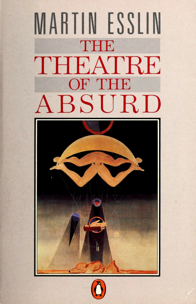 the theatre of the absurd Theatre of the absurd focused on this idea of human helplessness and hopelessness it was dark comedy most of the plays didn't follow the typical play structure of a play with a clear resolution or even clear beginning.