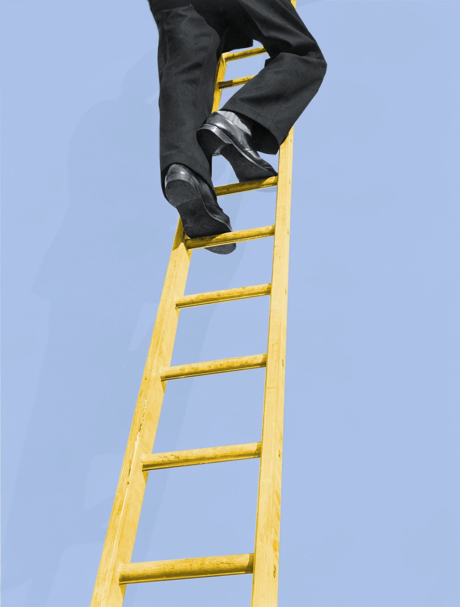 quotes about climbing the ladder quotes