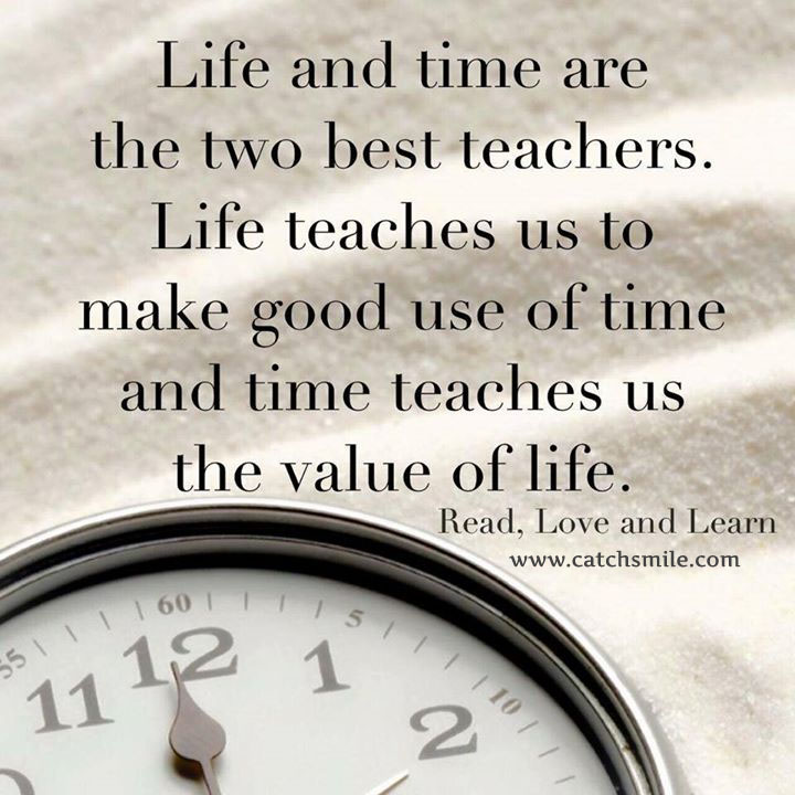 Quotes About Good Use Of Time 51 Quotes
