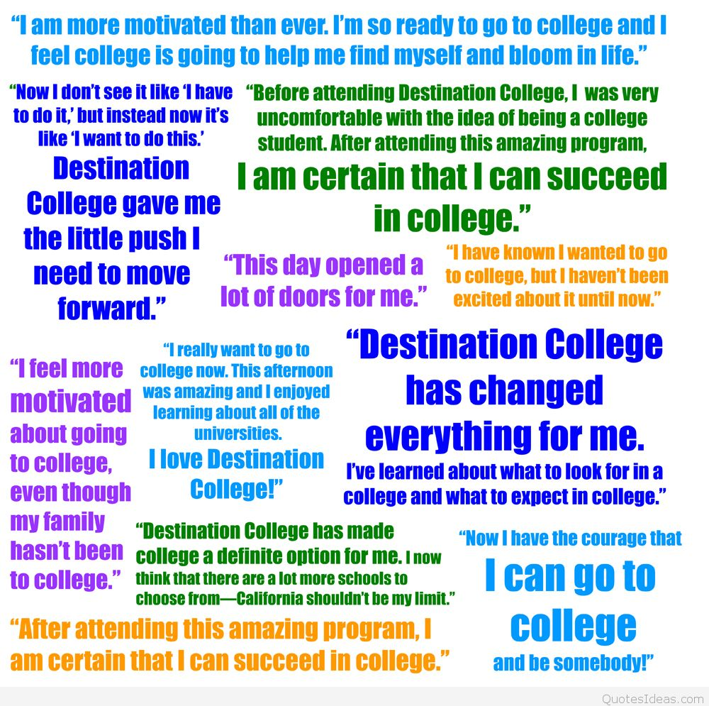 what are my expectations for college It's to your benefit, then, to take advantage of your time in writing classes — they'll probably have some of the greatest impact on your career opportunities 2 writing expectations are different in college.