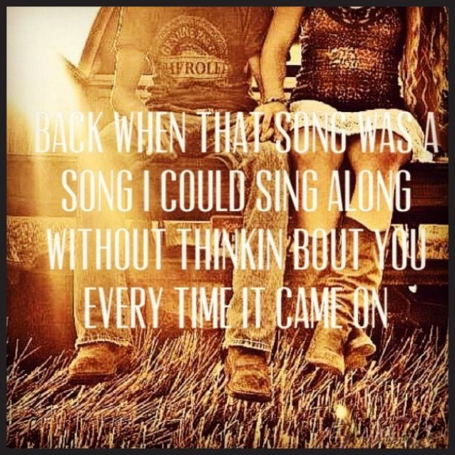 good country relationship songs