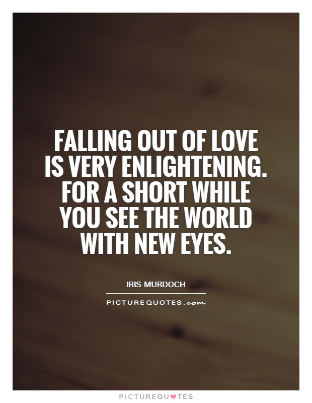 Falling Out Of Love Quotes Magnificent Quotes About Falling Out Of Love 48 Quotes