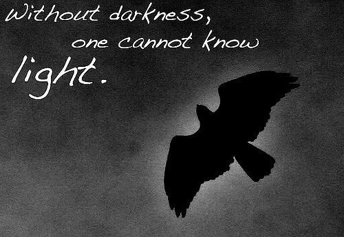 Quotes About Light Dark 60 Quotes Awesome Light And Dark Quotes