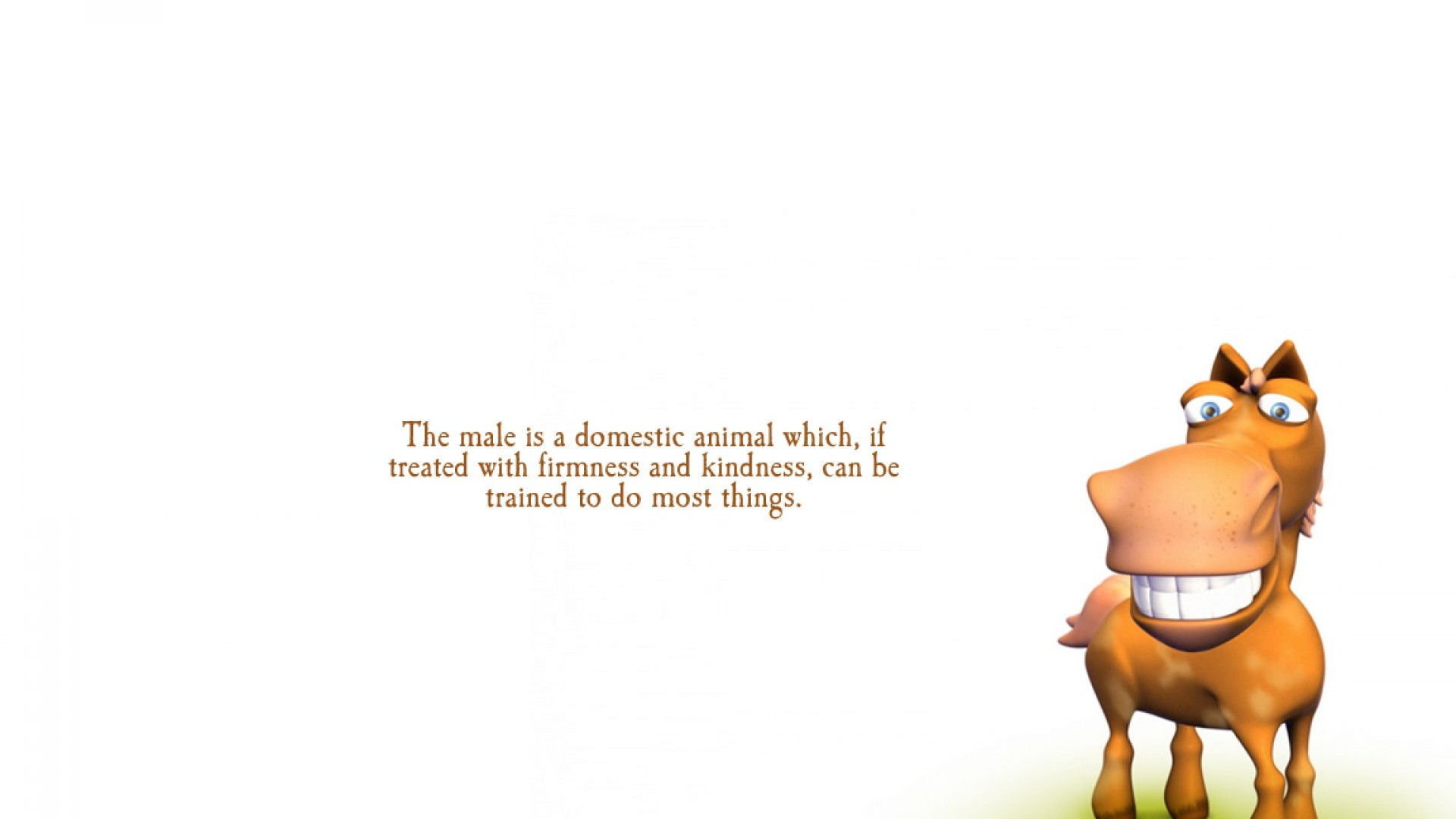 Funny cartoon animals quotes