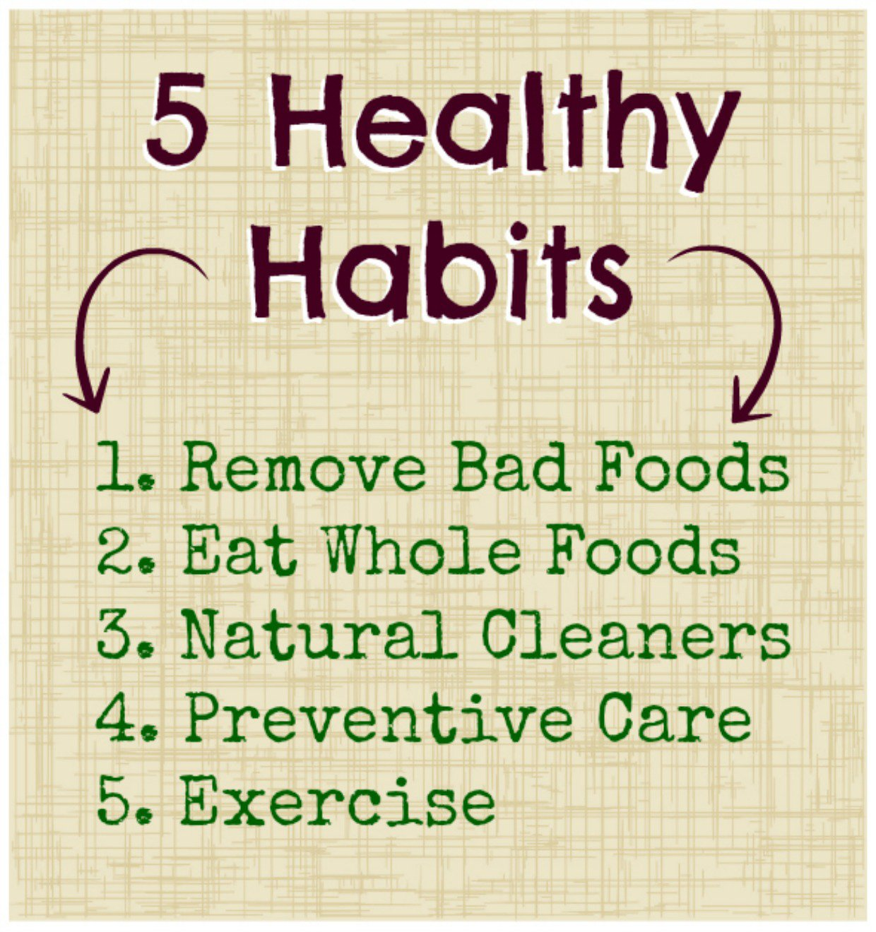 Quotes About Good Health Habits  Quotes