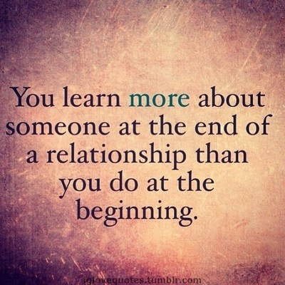 quotes about end of relation 29 quotes